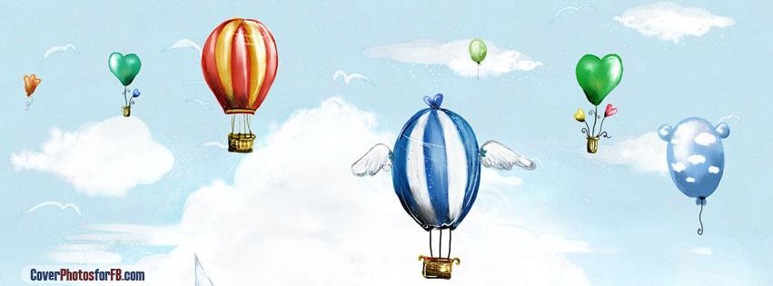 Hot Air Balloon Festival Cover Photo