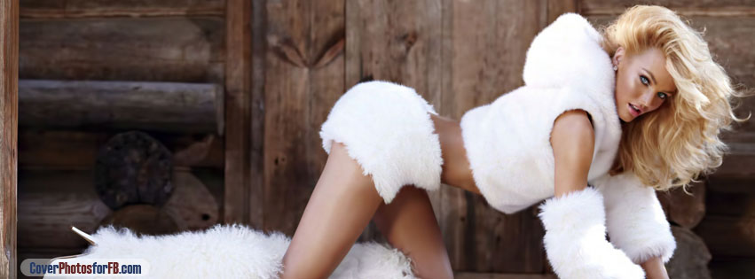 Candice Swanepoel Cute Outfit Cover Photo