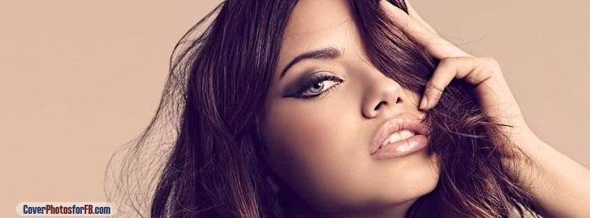 Supermodel Adriana Lima Cover Photo