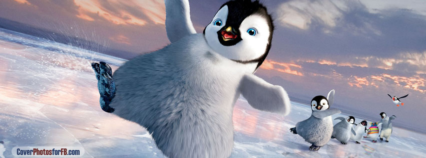 Happy Feet Two Cover Photo