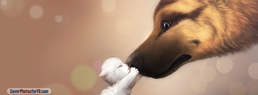 Cute Kiss Cover Photo