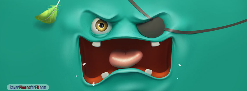 Angry Face Cover Photo