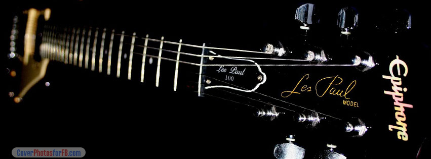 Electric Guitar Cover Photo